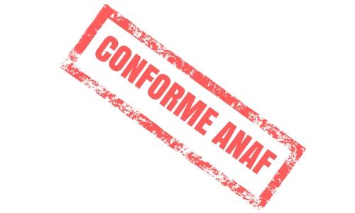 CONFORME ANAF